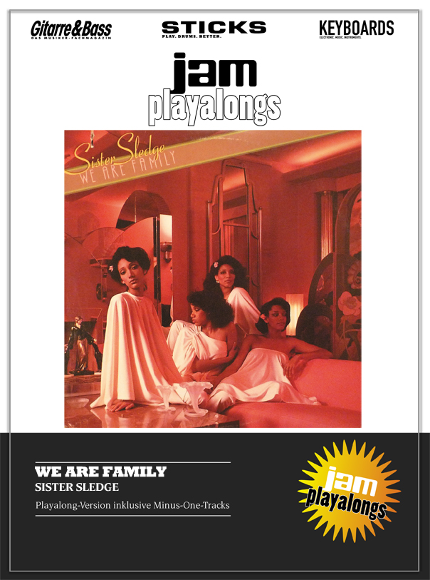 Produkt: We Are Family – Sister Sledge