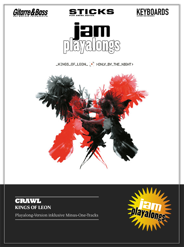Produkt: Crawl – Kings Of Leon