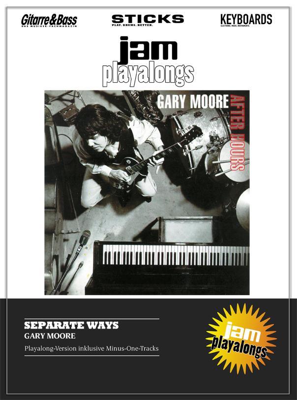 Produkt: Separate Ways – Gary Moore