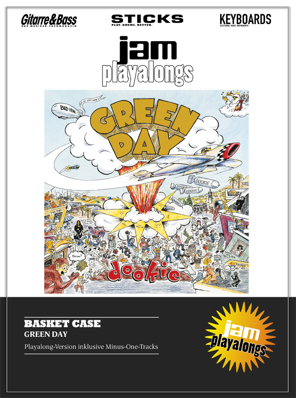 Produkt: Basket Case – Green Day
