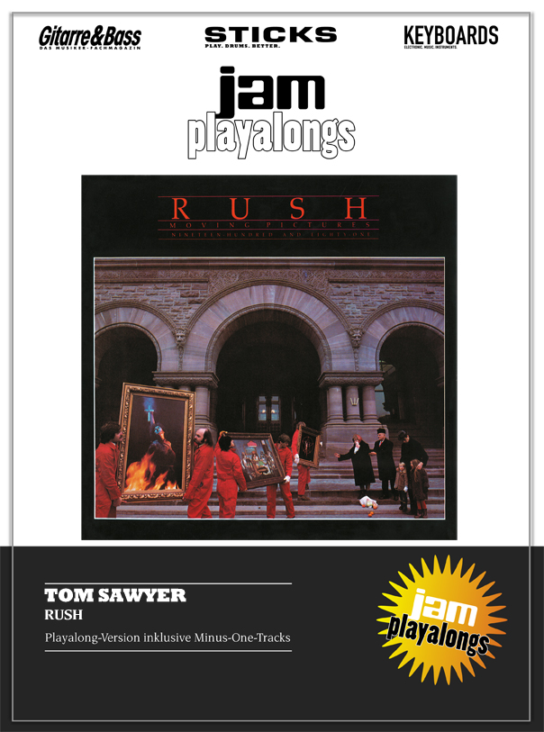 Produkt: Tom Sawyer – Rush