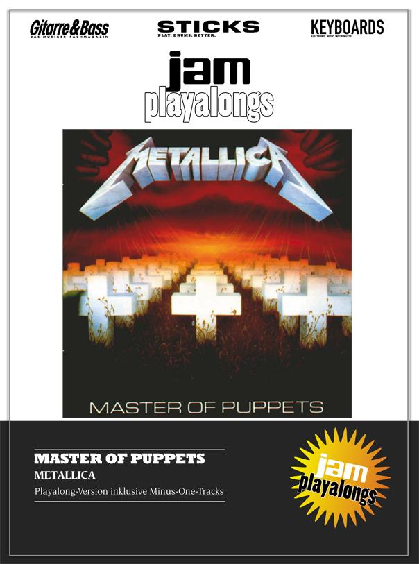 Produkt: Master Of Puppets – Metallica