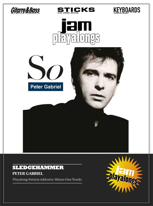 Produkt: Sledgehammer – Peter Gabriel