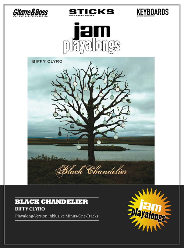 Produkt: Black Chandelier – Biffy Clyro