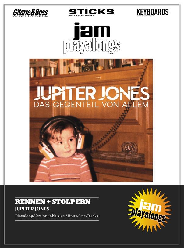 Produkt: Rennen + Stolpern – Jupiter Jones