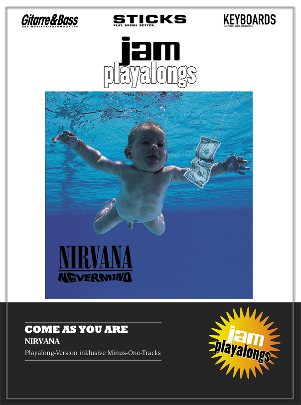 Produkt: Come As You Are – Nirvana