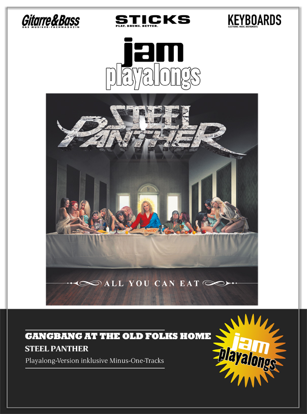 Produkt: Gangbang At The Old Folks Home – Steel Panther