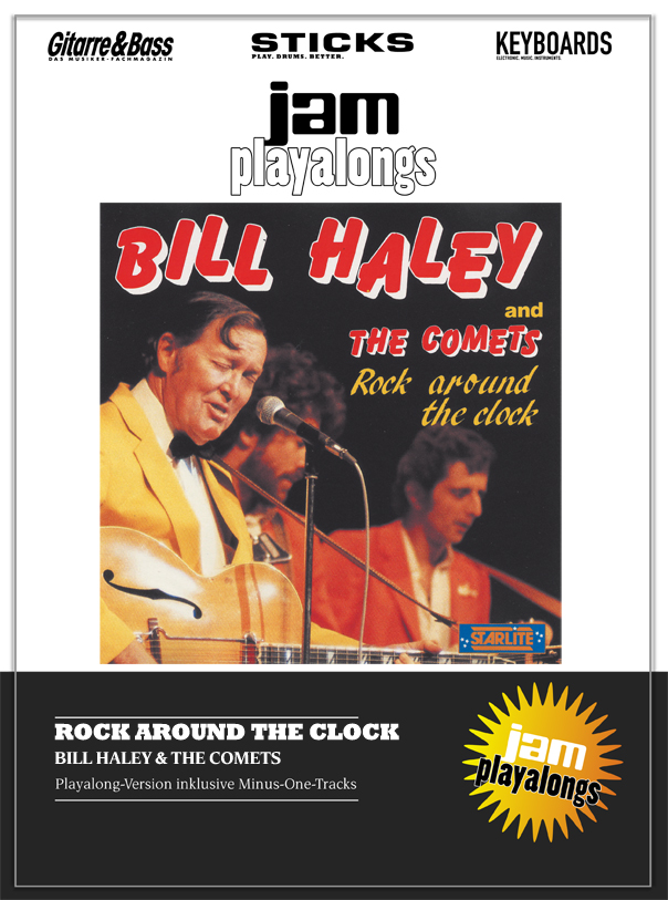 Produkt: Rock Around The Clock – Bill Haley & The Comets