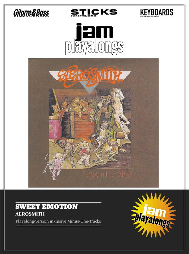 Produkt: Sweet Emotion – Aerosmith