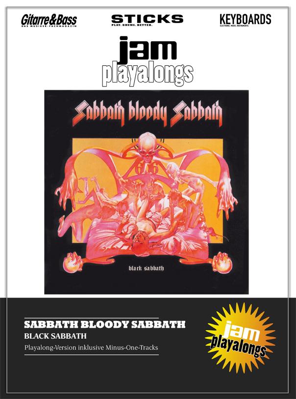 Produkt: Sabbath Bloody Sabbath – Black Sabbath