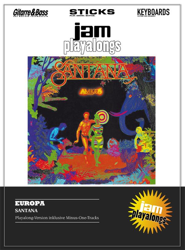 Produkt: Europa – Santana