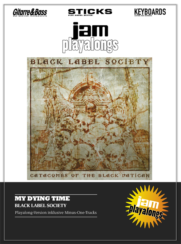 Produkt: My Dying Time – Black Label Society
