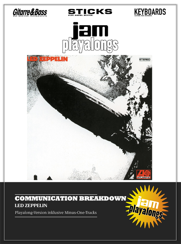 Produkt: Communication Breakdown – Led Zeppelin