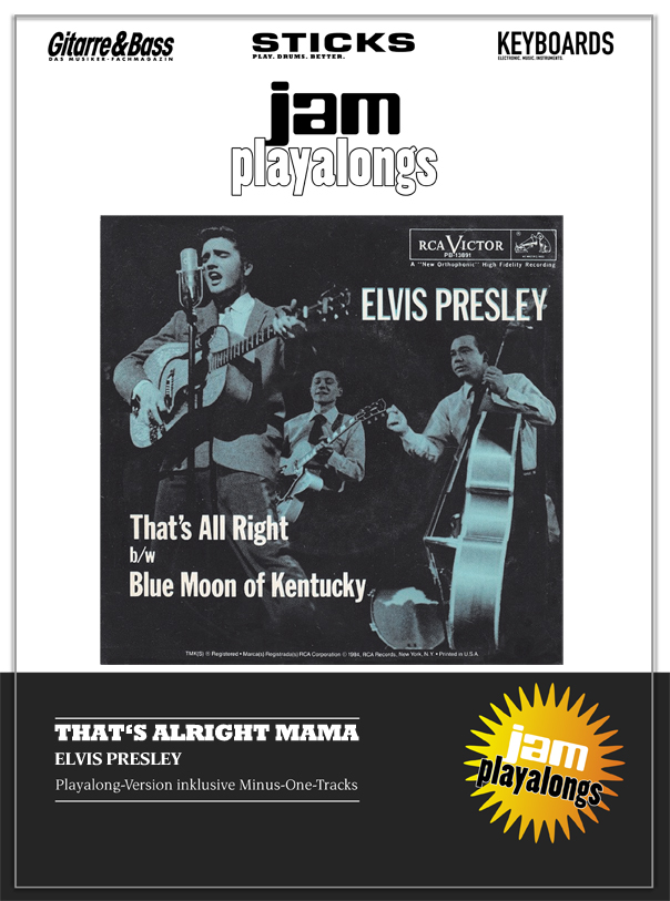 Produkt: That's Alright Mama – Elvis Presley