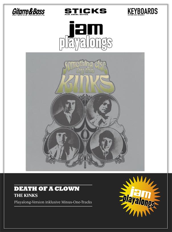 Produkt: Death Of A Clown – The Kinks