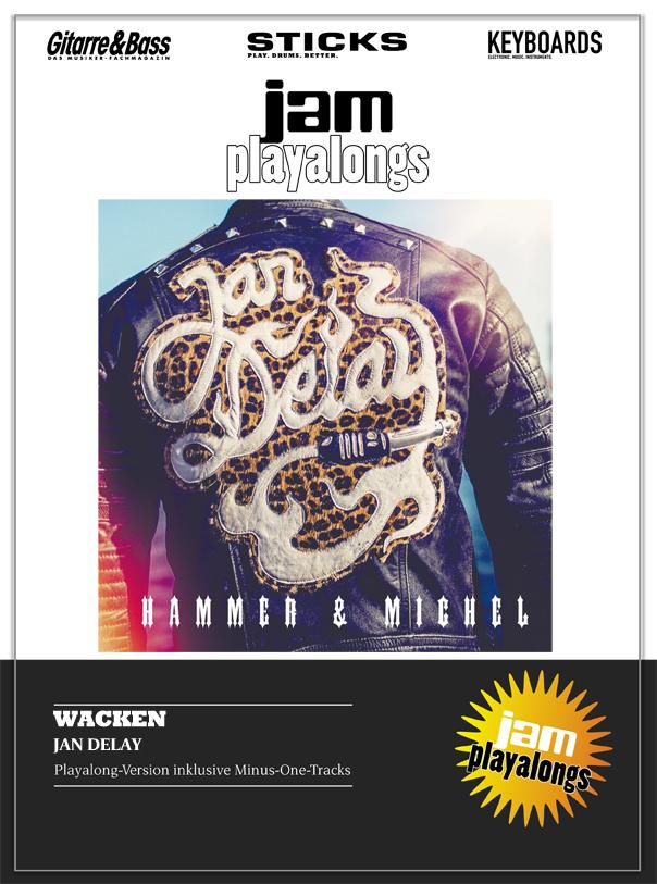 Produkt: Wacken – Jan Delay
