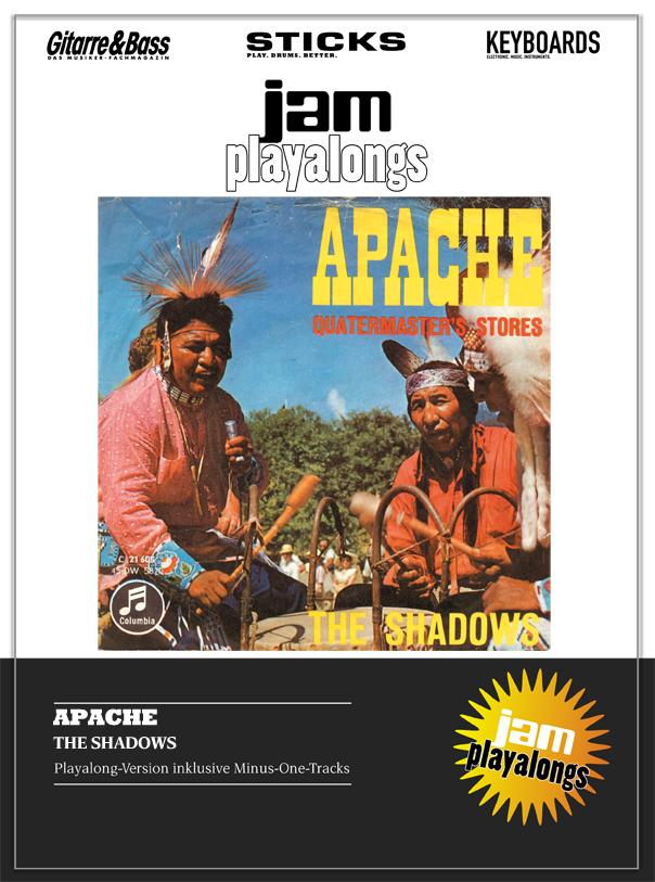 Produkt: Apache – The Shadows