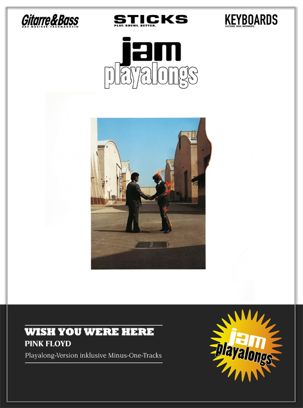 Produkt: Wish You Were Here – Pink Floyd