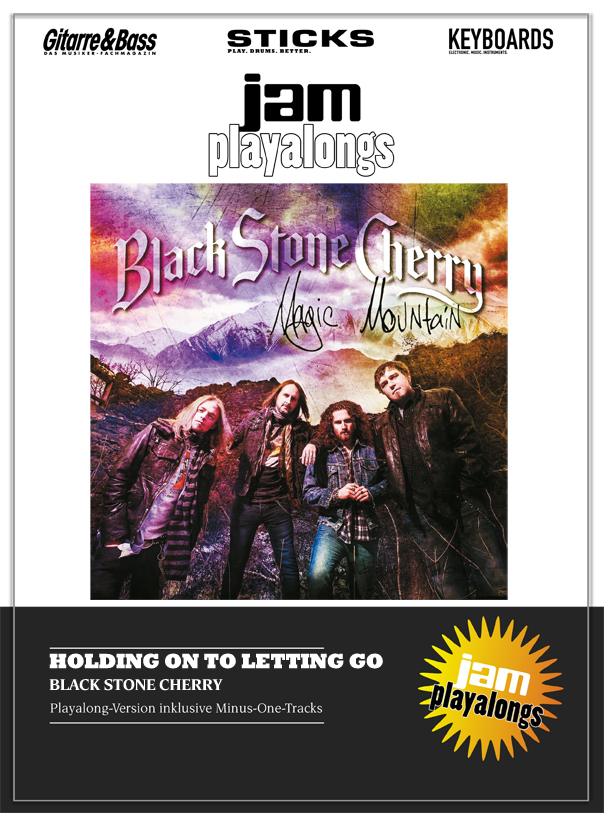 Produkt: Holding On To Letting Go – Black Stone Cherry