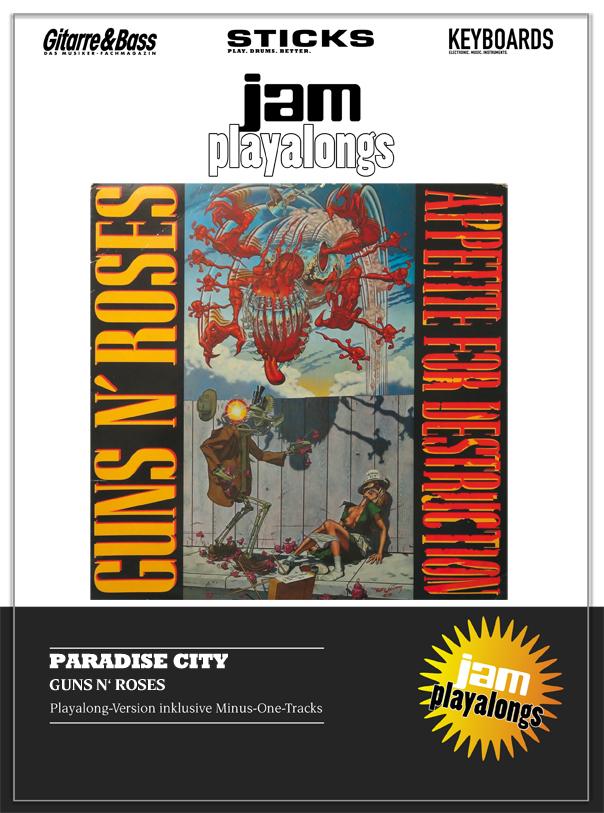 Produkt: Paradise City – Guns N' Roses