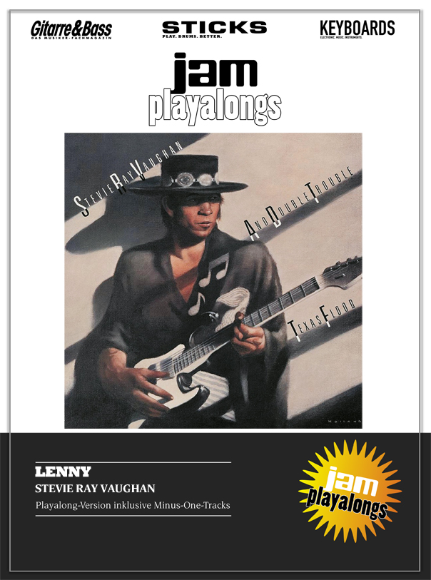 Produkt: Lenny – Stevie Ray Vaughan