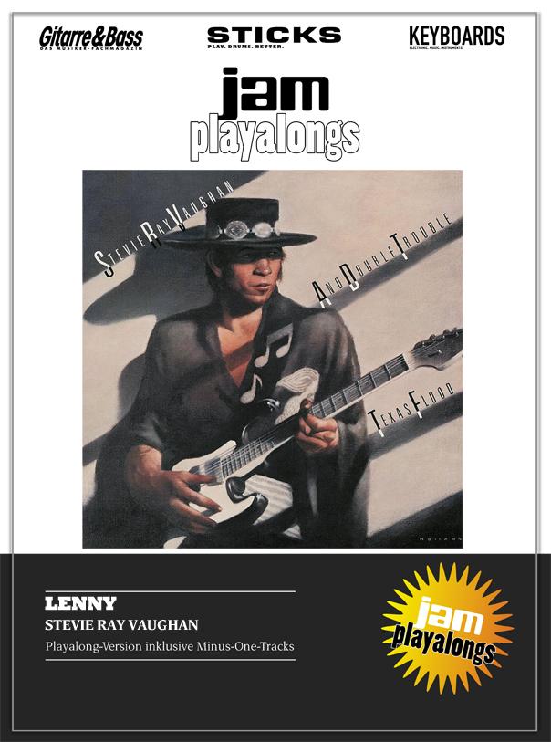 Produkt: Lenny – Stevie Ray Vaughan