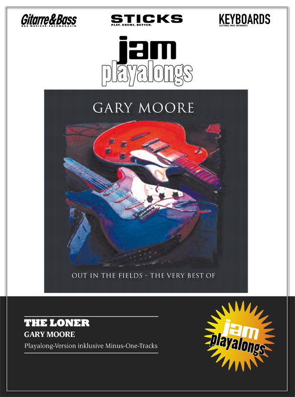 Produkt: The Loner – Gary Moore
