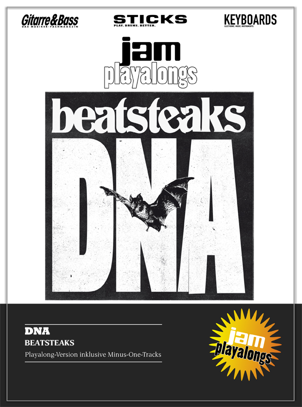 Produkt: DNA – Beatsteaks
