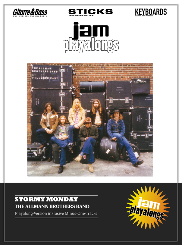 Produkt: Stormy Monday – The Allmann Brothers Band