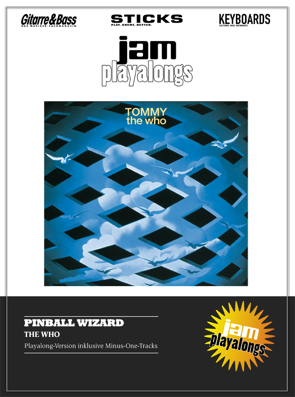 Produkt: Pinball Wizard – The Who