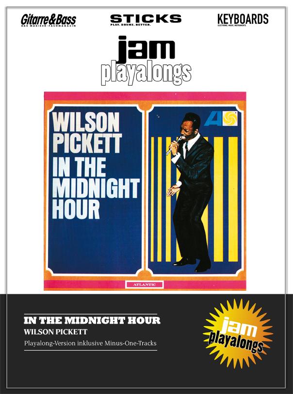 Produkt: In The Midnight Hour – Wilson Pickett