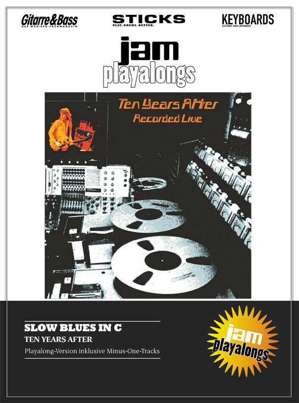 Produkt: Slow Blues In C – Ten Years After