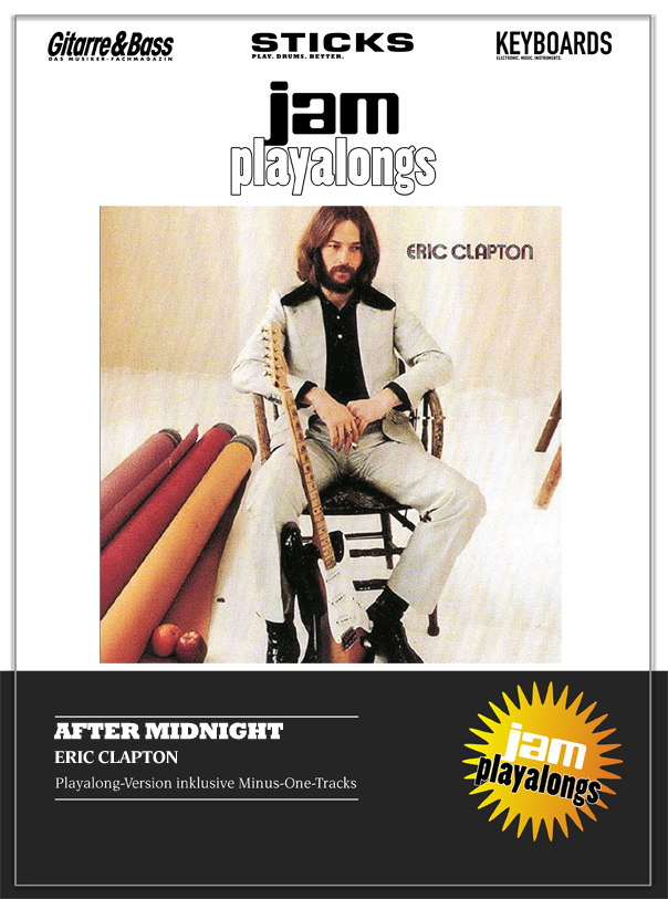 Produkt: After Midnight – Eric Clapton