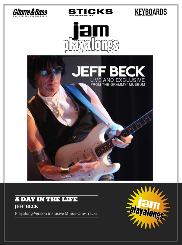 Produkt: A Day In The Life – Jeff Beck