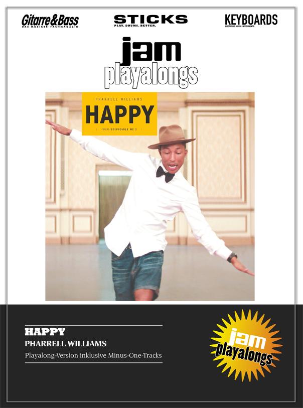 Produkt: Happy – Pharrell Williams