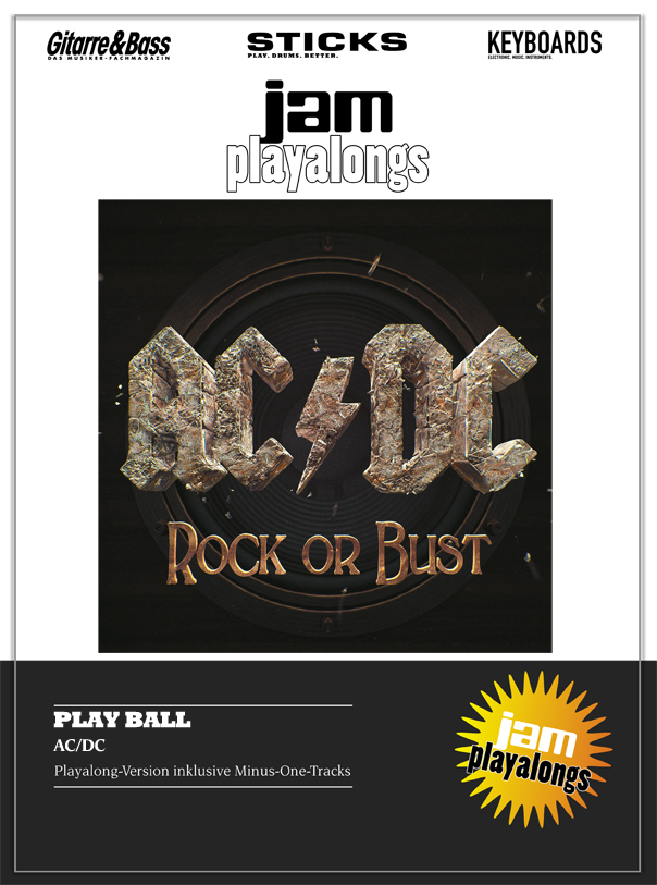 Produkt: Play Ball – AC/DC