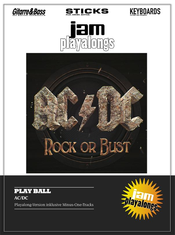 Produkt: Play Ball – AC/DC