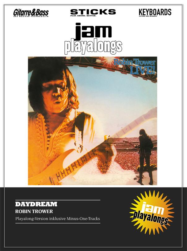 Produkt: Daydream – Robin Trower