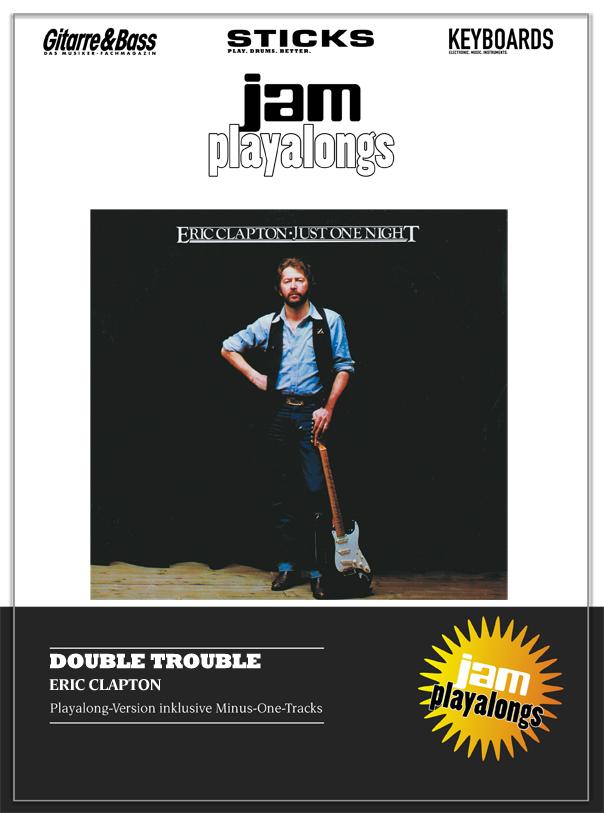Produkt: Double Trouble – Eric Clapton