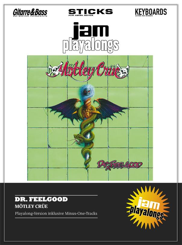 Produkt: Dr. Feelgood – Mötley Crüe