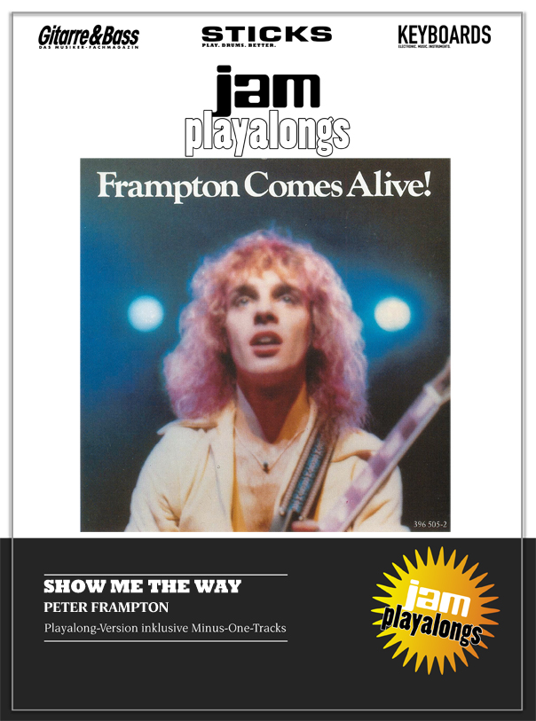 Produkt: Show Me The Way – Peter Frampton