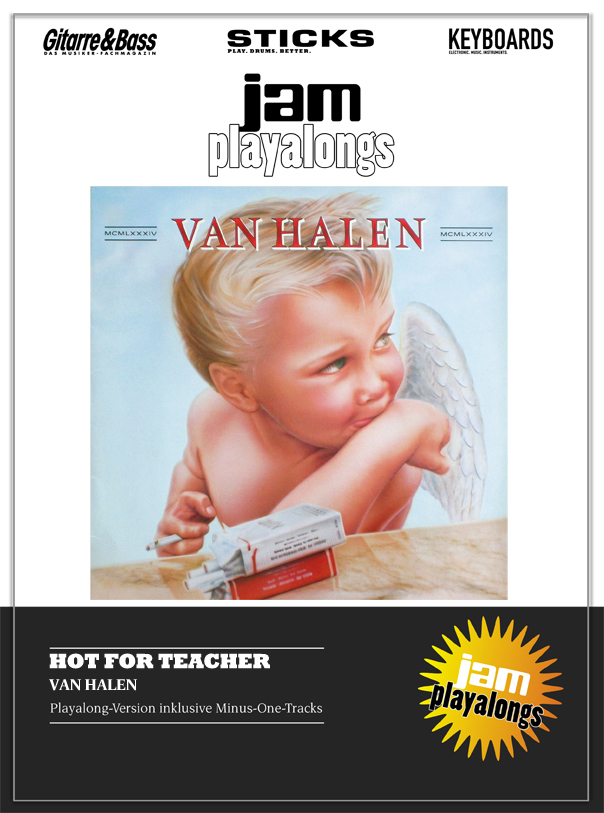 Produkt: Hot For Teacher – Van Halen