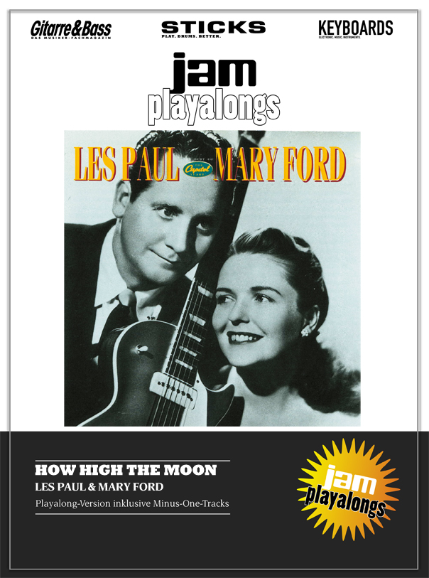Produkt: How High The Moon – Les Paul & Mary Ford