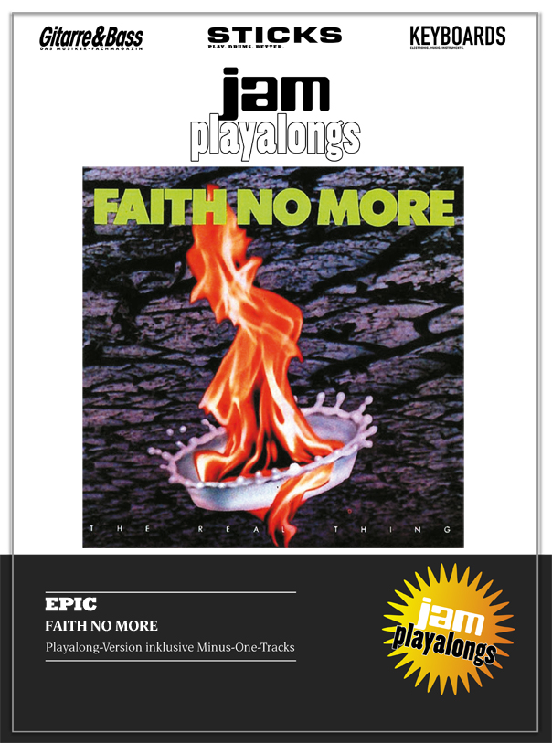 Produkt: Epic – Faith No More