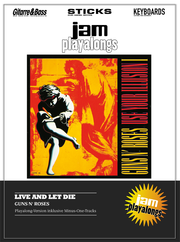Produkt: Live And Let Die – Guns N' Roses