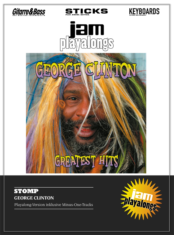 Produkt: Stomp – George Clinton