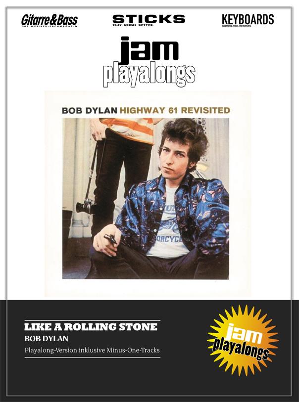 Produkt: Like A Rolling Stone – Bob Dylan