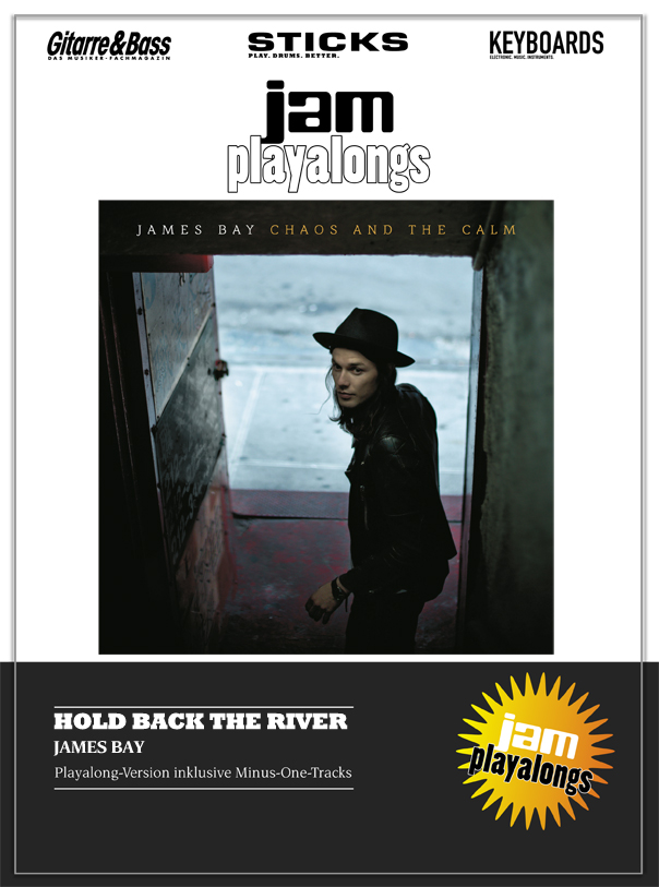 Produkt: Hold Back – James Bay
