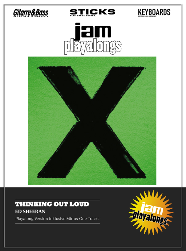 Produkt: Thinking Out Loud – Ed Sheeran