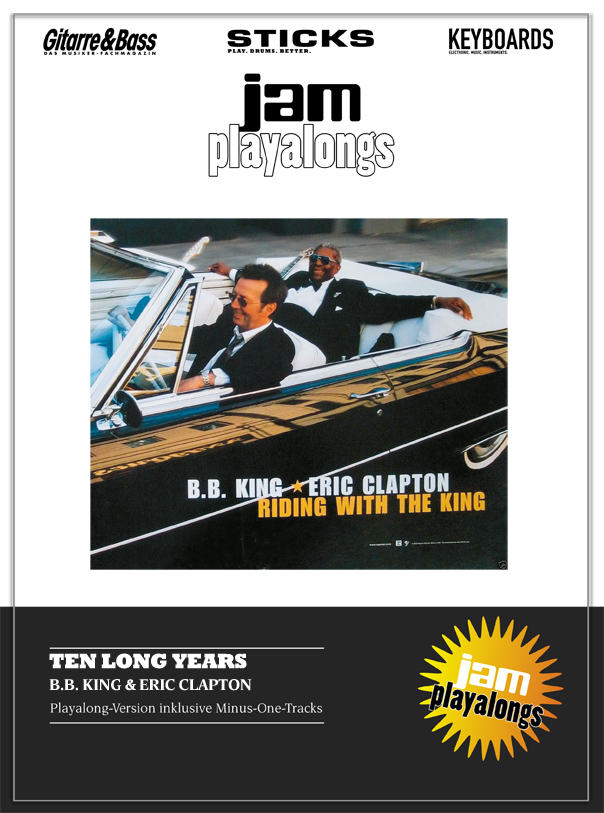 Produkt: Ten Long Years – B.B. King & Eric Clapton